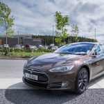 The First Tesla in Ireland - Model S 85