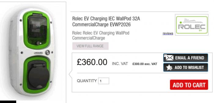 Rolec EV Charger