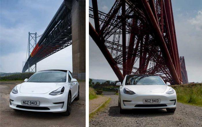 Tesla Model 3 - Bridges