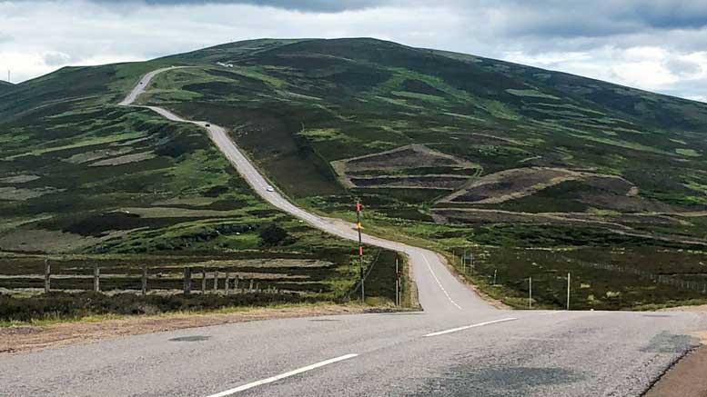 Epic Scottish Highlands Roads