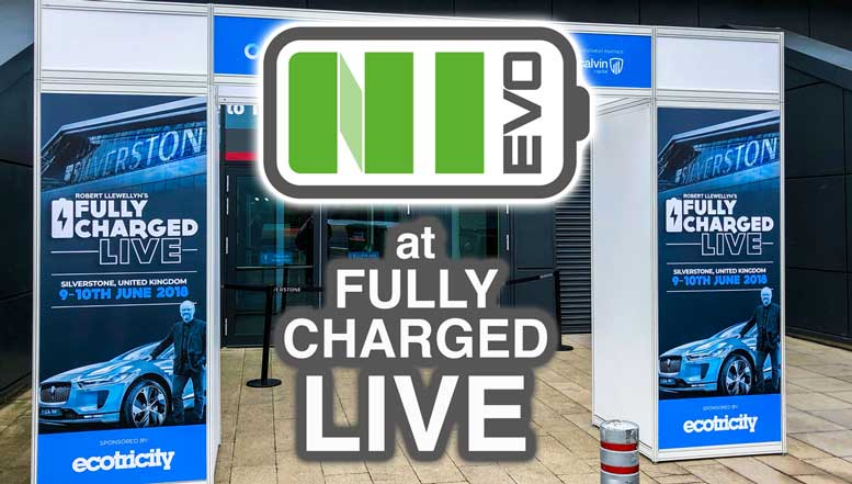NIEVO at Full Charged Live