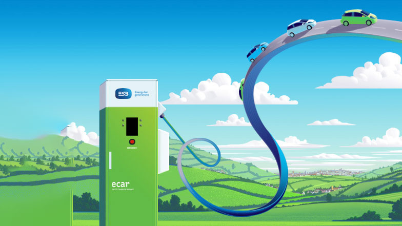 ESB ecars start taking payments