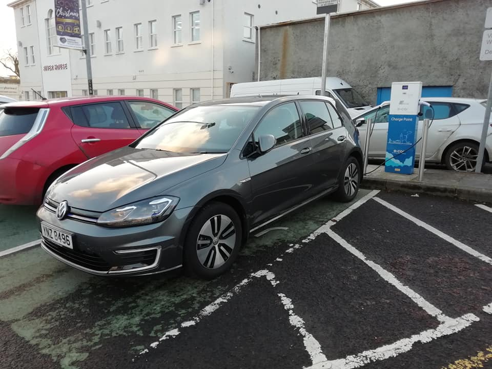 eGolf Review