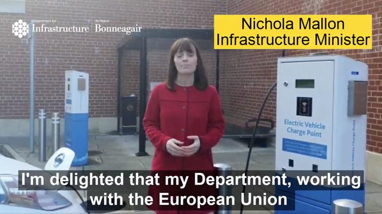 Nichola Mallon - NIEVO Meeting
