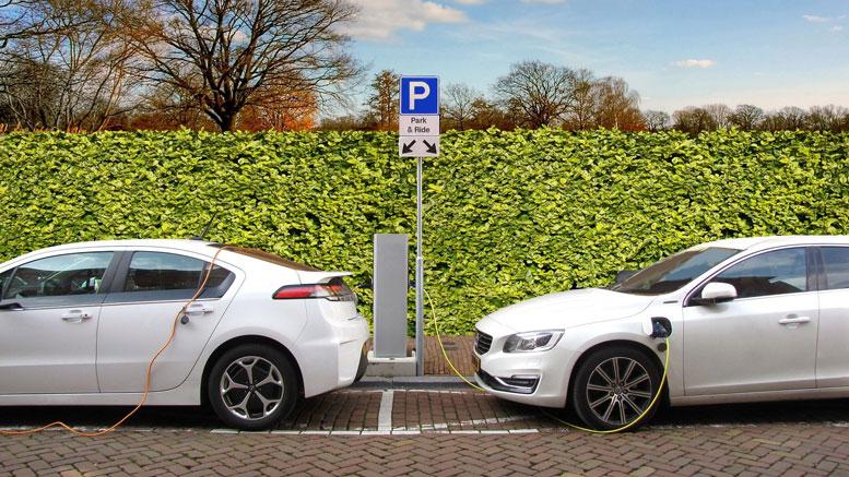 EV Charging Park & Ride