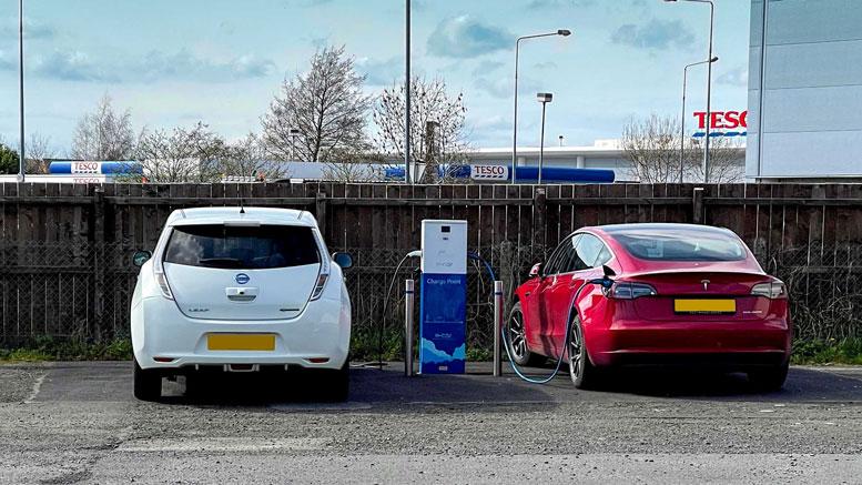 EV Charging Northern Ireland